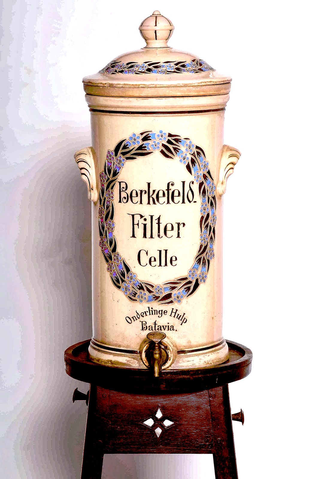 Berkefeld Filter Celle Batavia